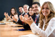 ist1_6854733-business-group-clapping